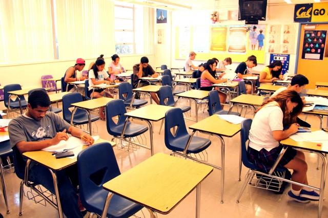 HS Classroom