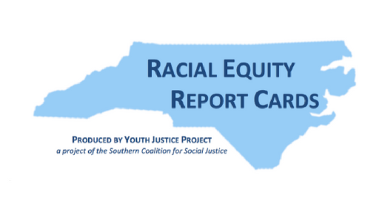 Racial Equity Report Cards Released