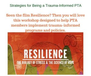 Building Resilience in Children/Fostering a Trauma-Informed PTA