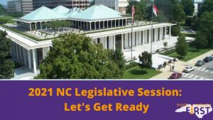 Legislative Long Session Starts Jan. 13th: Let's Get Ready