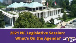 2021 NC Legislative Session: What's On the Agenda? Conversation with Rep. Julie von Haefen & Sen. Wiley Nickel